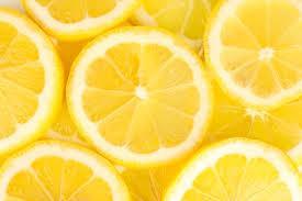 Il succo di un limone