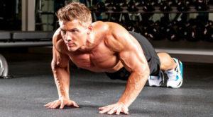 4. Inserire il corpo prima e dopo l'esercizio fisico