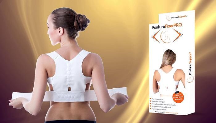 Posture Fixer Pro – composizione – ingredienti – erboristeria - come si usa? Farmacia