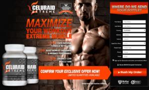 Celuraid Muscle – commenti – ingredienti – come si usa – composizione