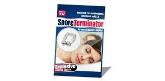 Snore Terminator - opinioni - prezzo