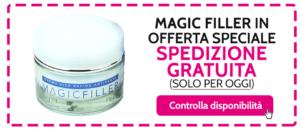 Magic Filler – commenti – ingredienti – come si usa – composizione