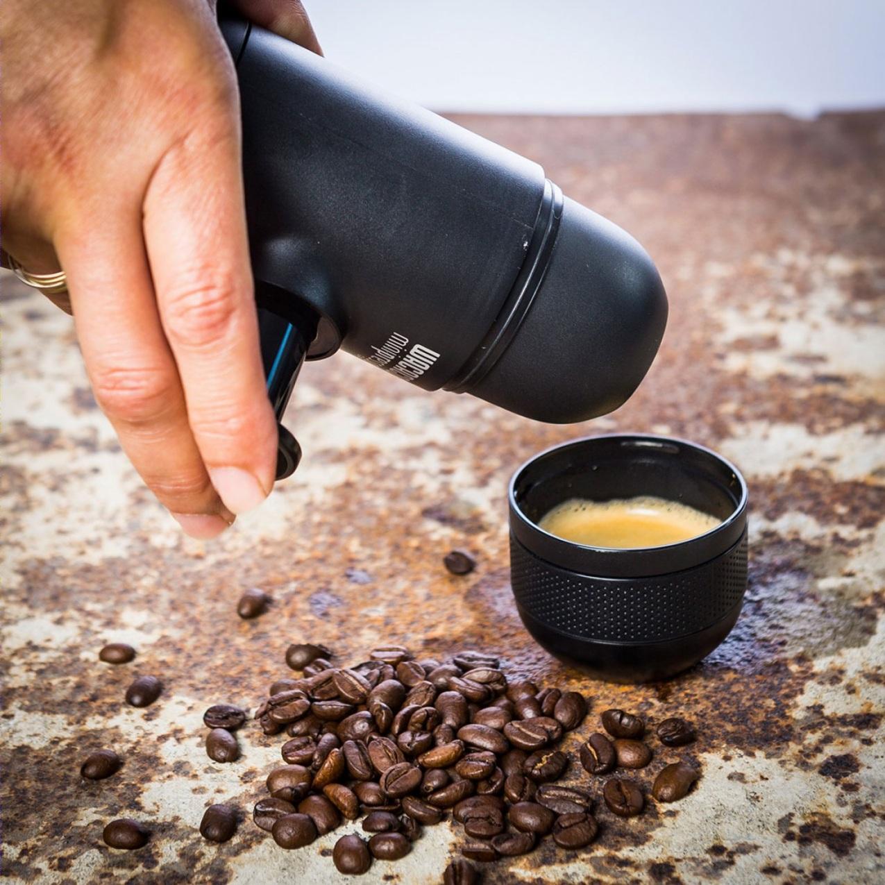 Portable Espresso Maker – commenti – ingredienti - erboristeria – come si usa – composizione