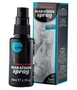 Marathon Spray– commenti – ingredienti - erboristeria – come si usa – composizione