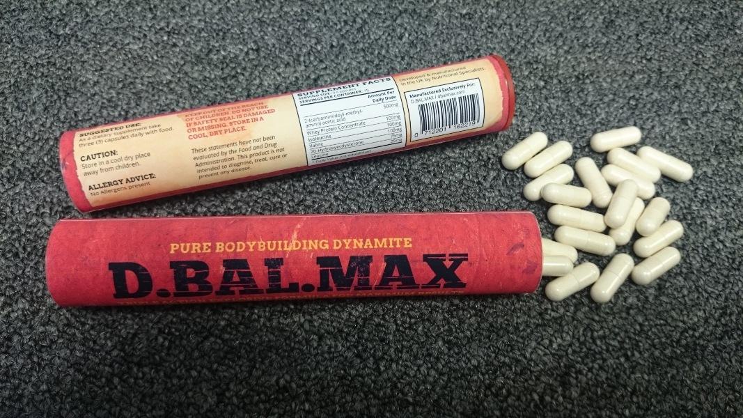 D-Bal Max - come si usa? – ingredienti – composizione - forum al femminile