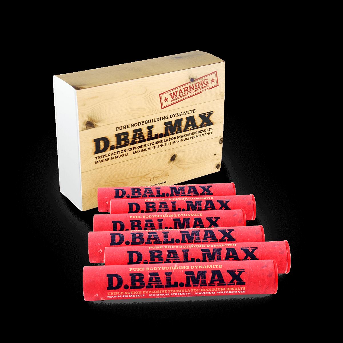 D-Bal Max- funziona – commenti – mercato - Italia