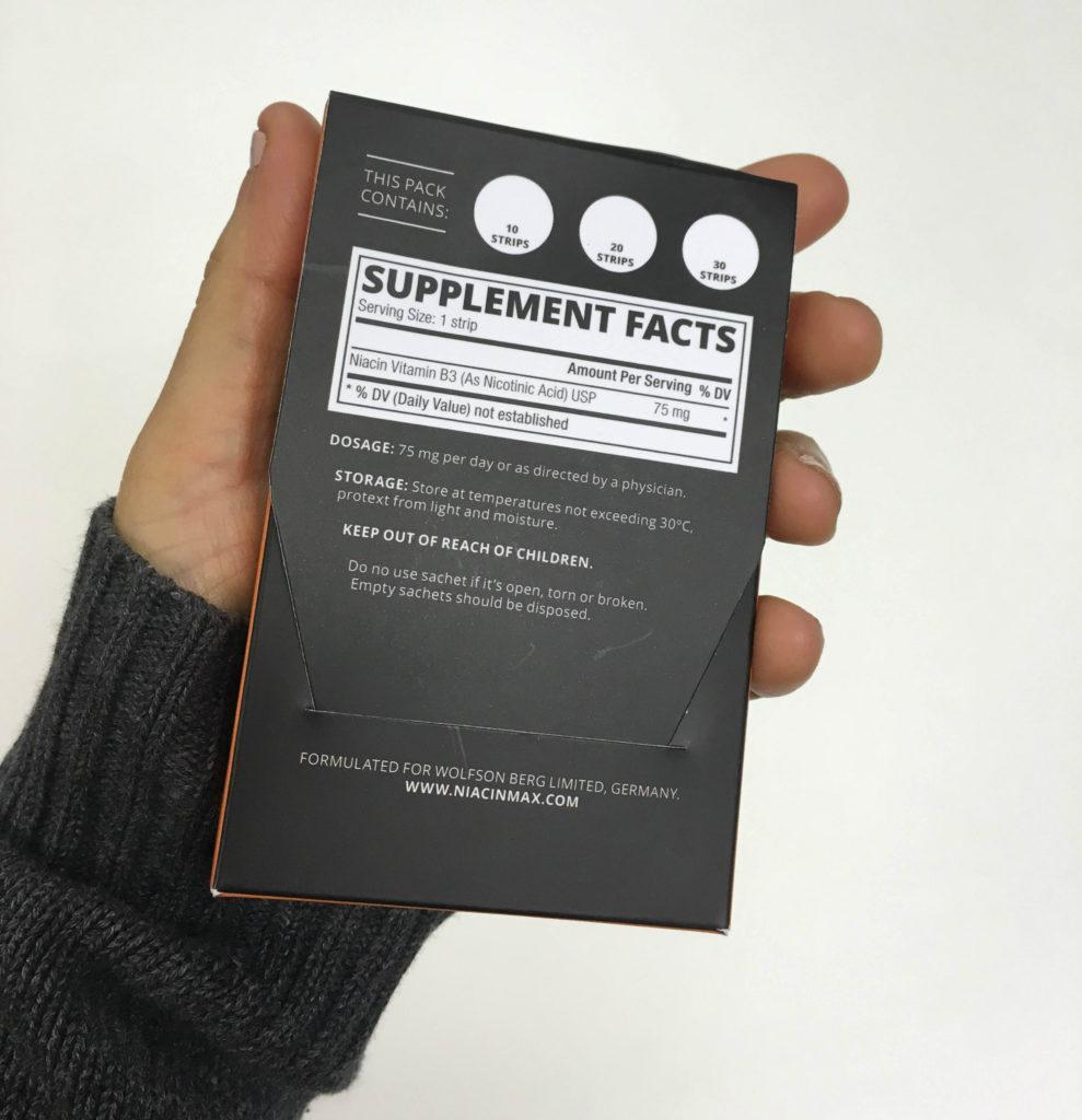 NiacinMax - come si usa? – ingredienti – composizione - forum al femminile
