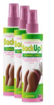 BackUp Spray