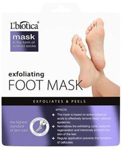 Foot Mask – commenti – ingredienti – erboristeria – come si usa – composizione