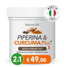PiperinaCurcuma Plus - opinioni - prezzo