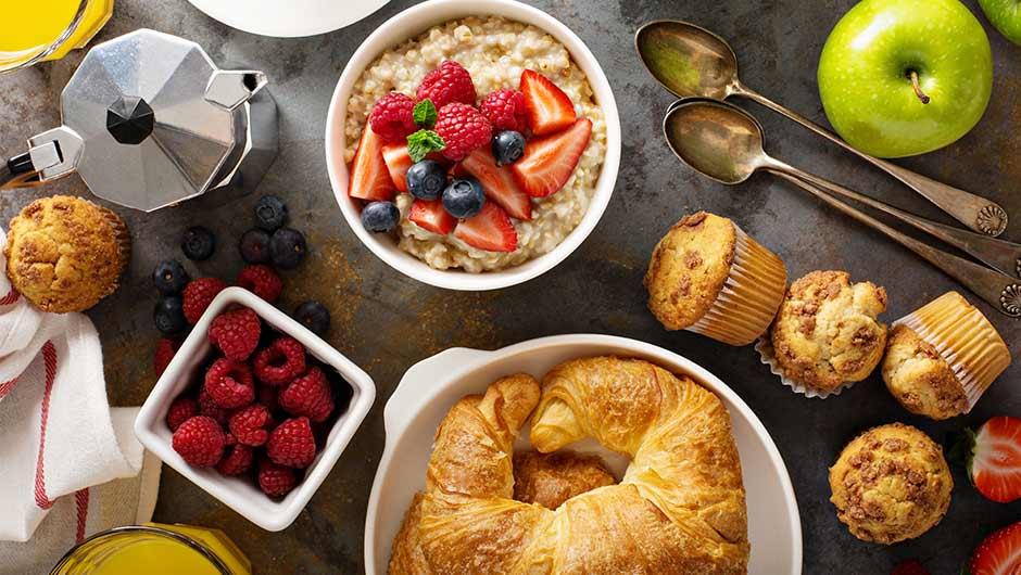 9 colazioni perfette per una dieta dimagrante - luce dietetica per le donne