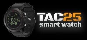 TAC25 SmartWatch – commenti – ingredienti – erboristeria – come si usa – composizione