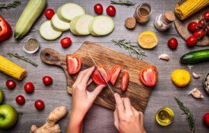 Nutrienti essenziali in una dieta dimagrante-dieta vegetariana è sana