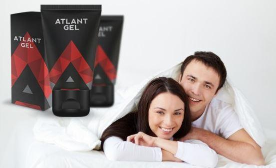 Atlant gel, Italia, originale, in farmacia