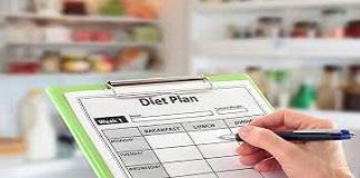 1200 kcal dieta-un esempio di dieta giornaliera per una dieta di 1200 kcal