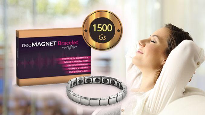 Neomagnet Bracelet, come si usa, ingredienti, composizione, funziona