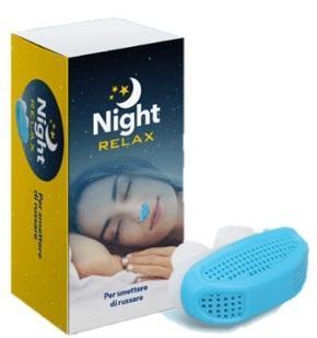 Night Relax, prezzo, funziona, recensioni, opinioni, forum, Italia 2020