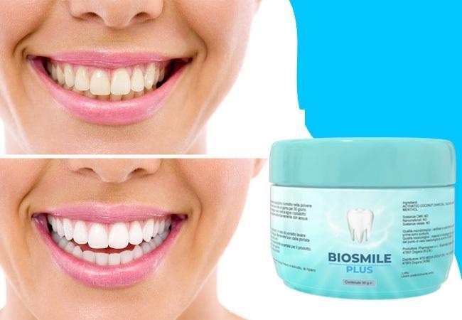 BioSmile Plus, prezzo, farmacia, amazon, dove si compra