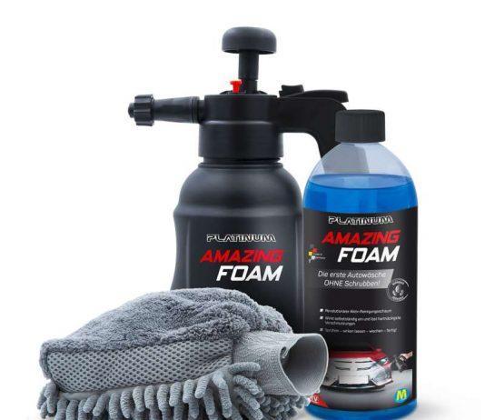 Amazing Foam, prezzo, funziona, recensioni, opinioni, forum, Italia 2020
