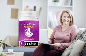 MenoPause Energy, opinioni, recensioni, forum, commenti