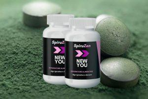 SpiruZen NewYou, come si usa, ingredienti, composizione, funziona