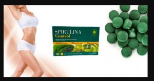 Spirulina Control, come si usa, ingredienti, composizione, funziona