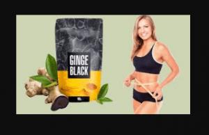 GingeBlack, come si usa, ingredienti, composizione, funziona