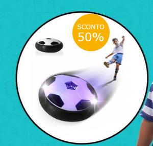 AirBall Soccer, come si usa, ingredienti, composizione, funziona