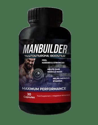 Man Builder - funziona - prezzo - recensioni - opinioni - in farmacia
