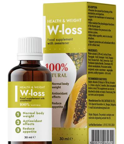 W-Loss - prezzo - recensioni - opinioni - in farmacia - funziona